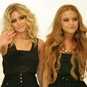 Twin Geminis Ashley and Mary-Kate Olsen