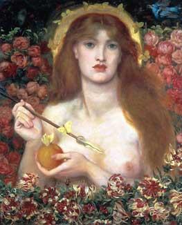Venus Verticordia by Rossetti