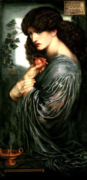 Prosperine by Rossetti