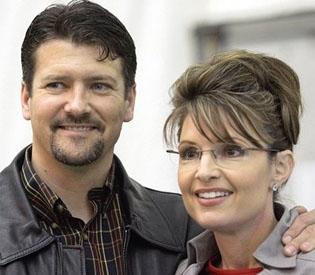 Todd and Sarah Palin