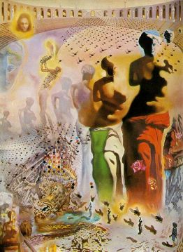 The Hallucenogenic Toreador, by Salvador Dali