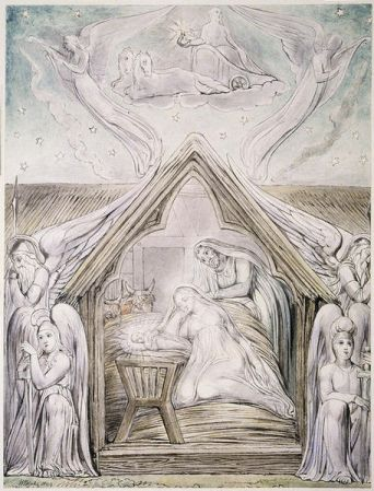 Night of Peace, by William Blake