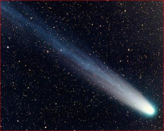 Comet Hyakutake, 1996