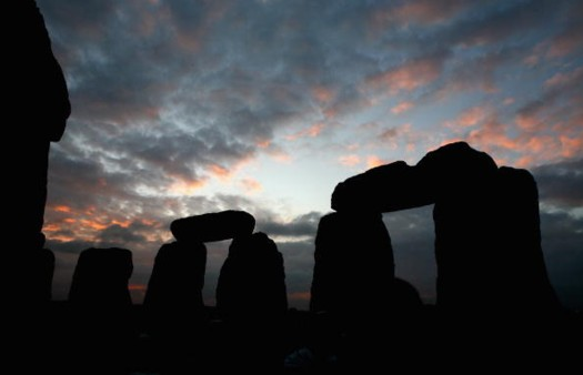 Summer solstice at Stonehenge, 2007