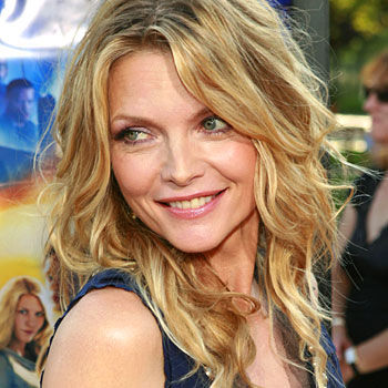 Michelle Pfieffer at 50