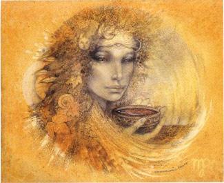 Virgo by Susan Seddon-Boulet