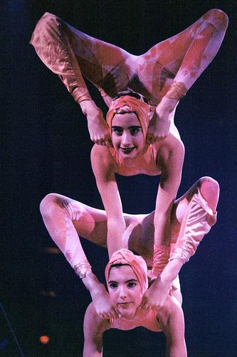 Cirque du Soleil, by Stu Seeger