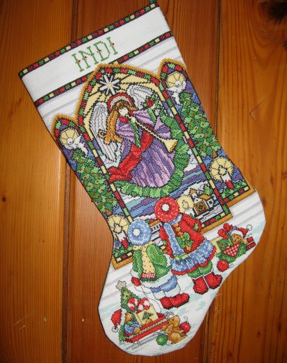 Indi's Christmas Stocking