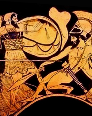 Duel of Hektor and Ajax2