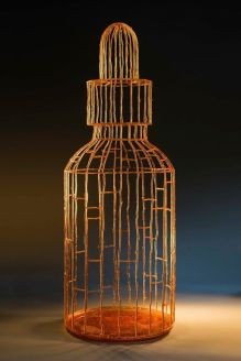 """Medicine Bottle,"" by Rob Snyder."